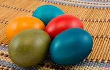 Free Easter Eggs Stock Photography - 2142742