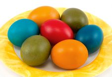 Free Easter Eggs Stock Photo - 2142750