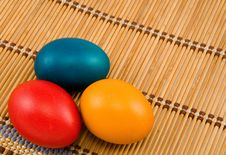 Free Easter Eggs Royalty Free Stock Photos - 2142758