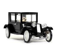 Free Old Toy Car Tatra 11 Limusina Royalty Free Stock Photography - 2143297
