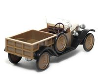 Old Toy Car Tatra 11 Normandie Royalty Free Stock Image