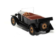 Free Old Toy Car Volvo Jakob 1927 Royalty Free Stock Image - 2143376