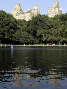 Free Central Park Stock Photography - 2144822