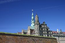 Free Kronborg Castle Royalty Free Stock Images - 2144829