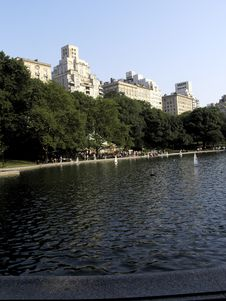 Free Central Park Stock Photography - 2144842