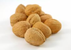 Free Walnuts Stock Photography - 2145892