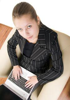 Free Businesswoman Royalty Free Stock Photo - 2146005