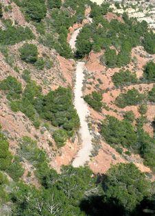 Free Mountain Pathway Royalty Free Stock Image - 2146156