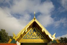 Free Buddhist Temple Stock Photography - 2146222