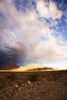 Free Death Valley Stock Image - 2146521