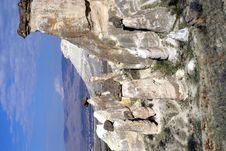 Free Rock Near Chavushin Stock Image - 2148201