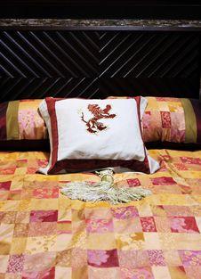Free Modern Bedroom Royalty Free Stock Photos - 2148648