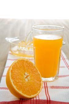 Free Orange Juice Fresh Stock Image - 2149701