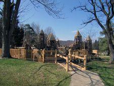 Free Crafton Park Playground Royalty Free Stock Image - 2149876