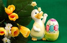 Free Easter Decoration Royalty Free Stock Photos - 2149988