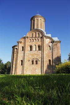 Free Pyatnitskaya Church, Chernigov, Ukraine. Stock Photo - 21400070