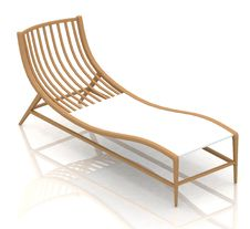 Free Beach Deck-chair Royalty Free Stock Photography - 21400477
