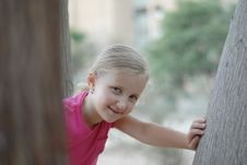 Free Child Girl Royalty Free Stock Images - 21401149