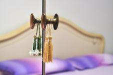 Free Bedroom Mirror Royalty Free Stock Image - 21401176