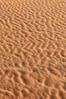 Free Soil Detail Of Sossusvlei Sand Dunes, Namib Desert Stock Photography - 21402432
