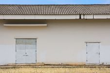 Old Storage Building Royalty Free Stock Photography