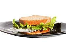 Free The Sandwich Stock Images - 21407854