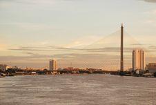 Free The Bridge Stock Image - 21413241