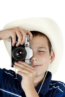 Free The Young Teenager  Photographs Royalty Free Stock Photography - 21413647