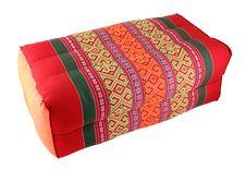 Free Thai Cotton Pillow Stock Photography - 21419522