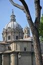 Free Rome Church Royalty Free Stock Photos - 21426188