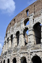 Free Colosseum Side Windows Royalty Free Stock Photo - 21426785