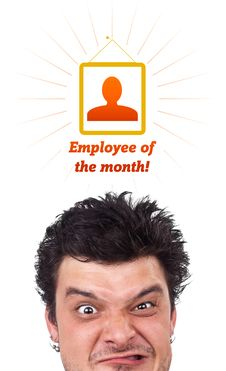 Free Young Head Looking At Labor Type Of Icons Stock Images - 21421154