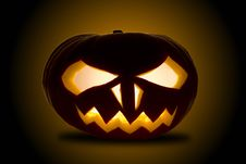 Free Errible Pumpkin Stock Photos - 21422293
