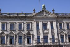 Free Pałac Pod Globusem Stock Images - 21422434