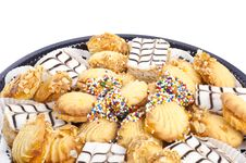 Free Assortment Of Cookies Stock Image - 21423131