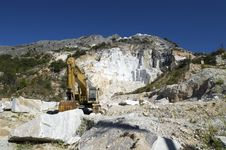 Free Marble Quarry Royalty Free Stock Photo - 21423585