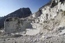 Free Marble Quarry Stock Images - 21423984