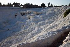 Free Pamukkale Stock Photos - 21424373