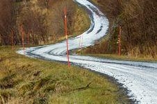 Free Ice Road Stock Photo - 21425100