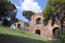 Free Rome Ruins Royalty Free Stock Image - 21426916