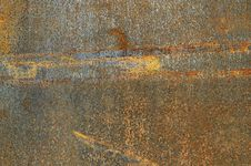 Free Metal Plate Ferruginous Stock Images - 21427804