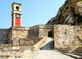 Free Exterior Of Old Fortress Of Kerkyra City. Royalty Free Stock Photos - 21438798