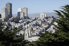 Free San Francisco Royalty Free Stock Images - 21435439