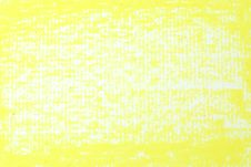 Free Yellow Texture Background From Oil Pastels Stock Photo - 21436330