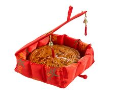 Free Moon Cake Royalty Free Stock Images - 21436499