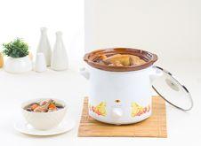 Free Casserole Pot Stock Photos - 21436623