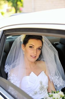 Free Young Bride Royalty Free Stock Photos - 21437578