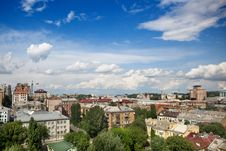 Free Kyiv Center Cityscape Royalty Free Stock Image - 21438066