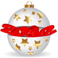 Free Christmas Ball Royalty Free Stock Image - 21438306