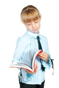 Free Schoolgirl Stock Image - 21438391